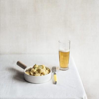 School of tapas: patatas con alioli