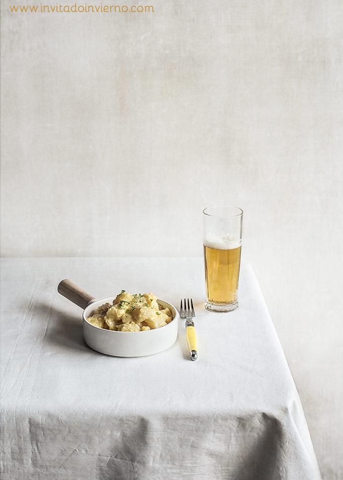 imagen de patatas alioli