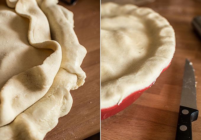 tarta de manzana americana apple pie paso a paso