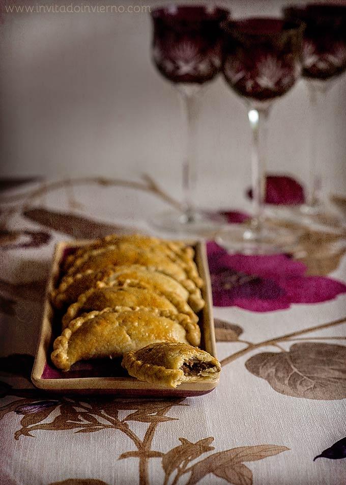imagen de empanadillas de carne