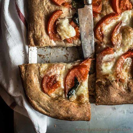 masa pizza integral