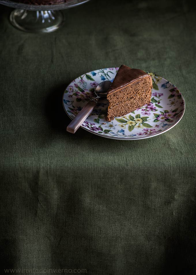 imagen de tarta sacher
