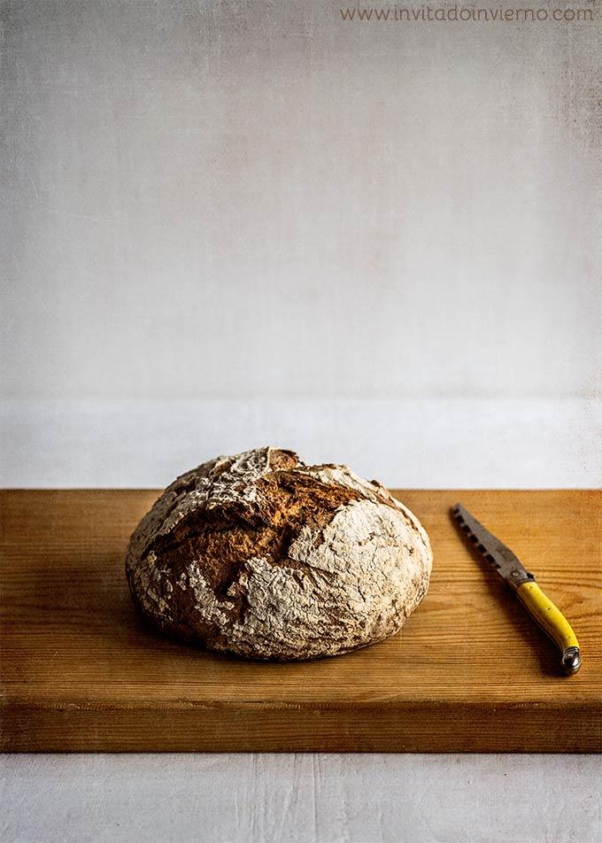 imagen de pan de tritordeum