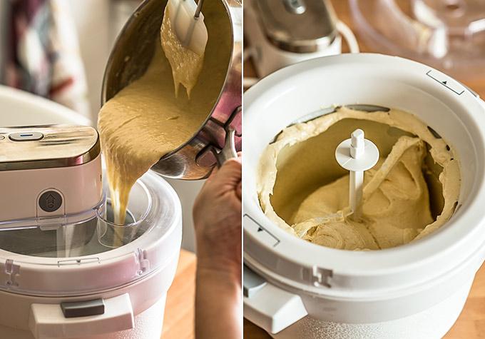 helado de mazapan paso a paso