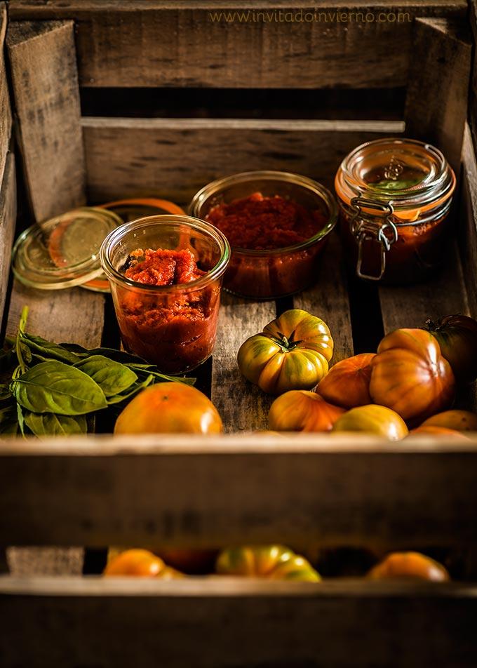 imagen de passata de tomate
