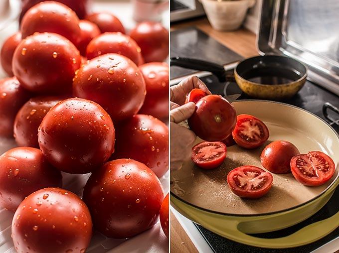 passata de tomate