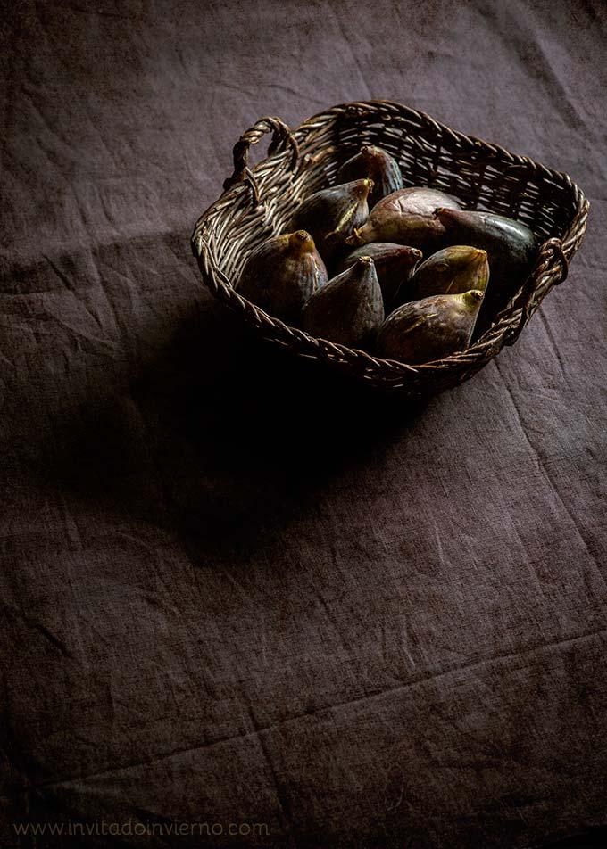 imagen de coca dulce de higos