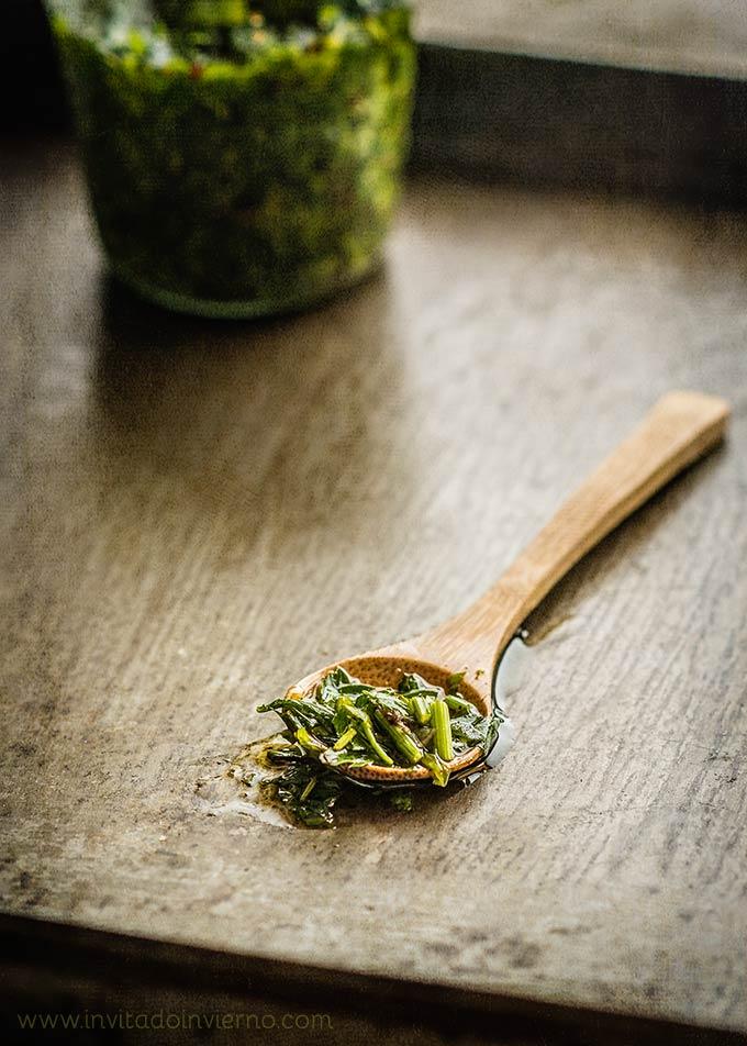 imagen de salsa chimichurri