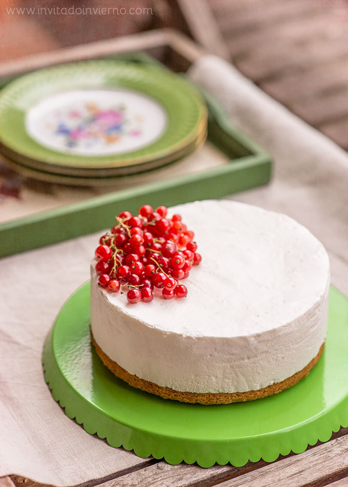 tarta helada mascarpone