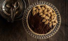 imagen de tarta de chocolate facil