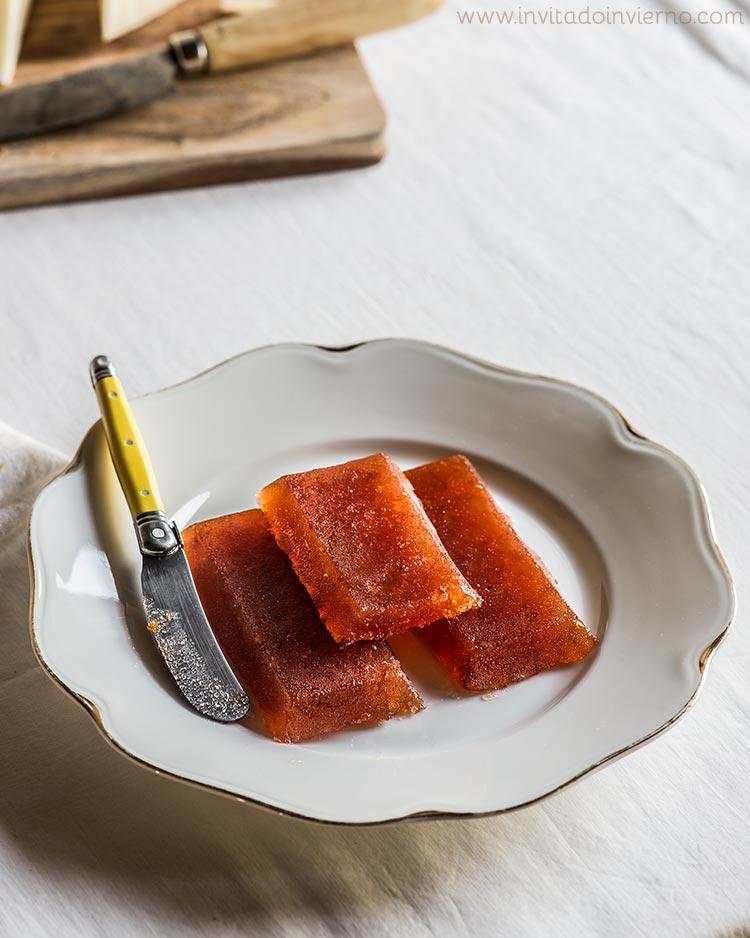 dulce de membrillo by Miriam Garcia