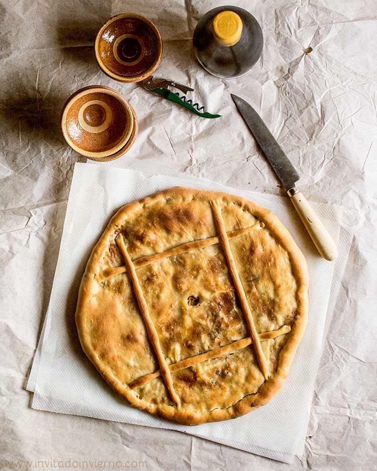 empanada gallega de atun by Miriam Garcia