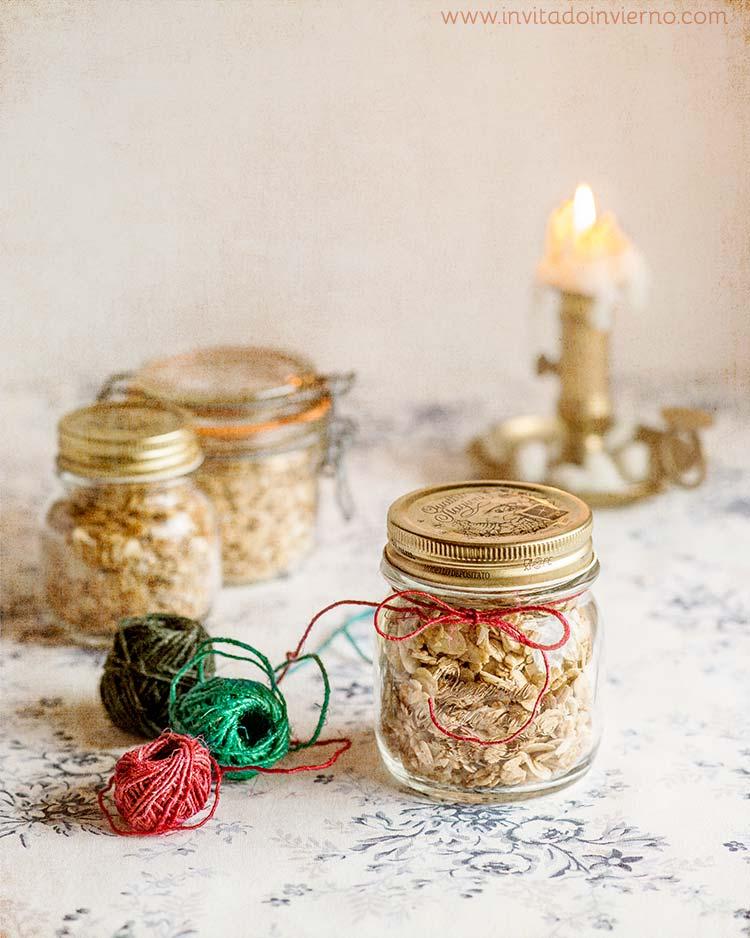 granola by Miriam Garcia