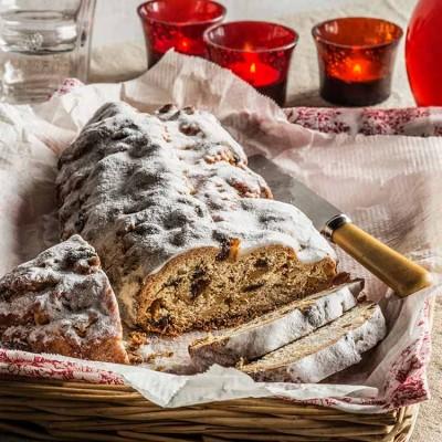 Stollen, pan de Navidad alemán