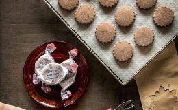 polvorones de chocolate by Miriam Garcia