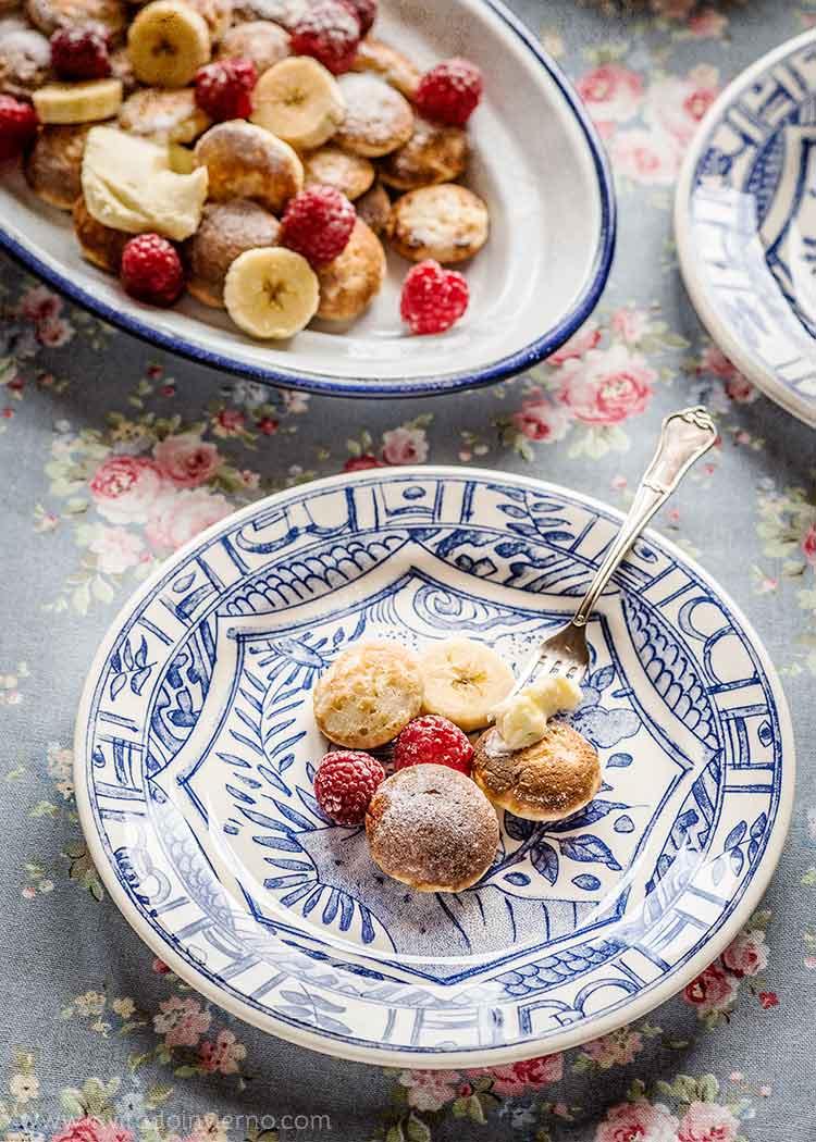 tortitas con frutas by Miriam Garcia