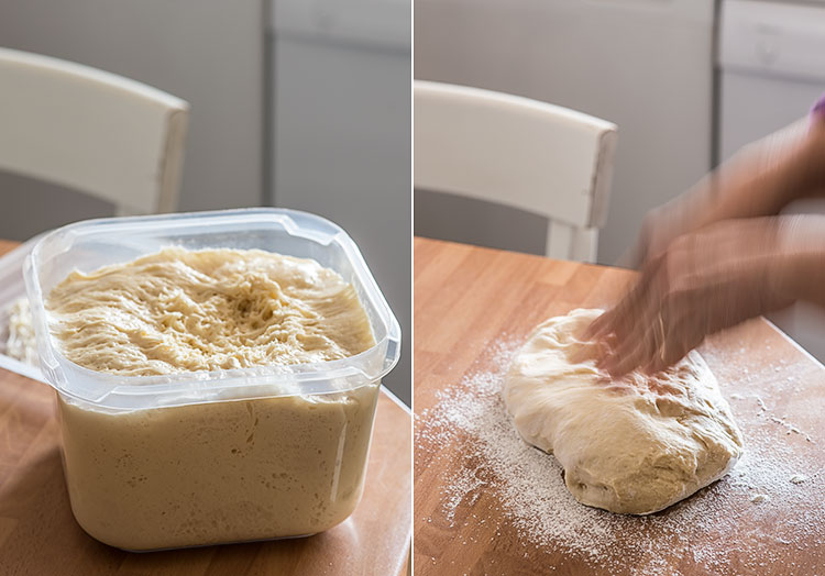 pan de torrijas paso a paso