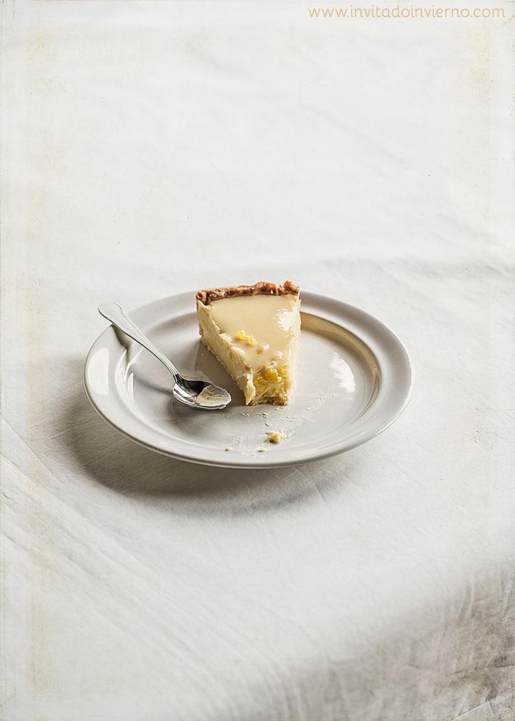 tarta de limon francesa by Miriam Garcia