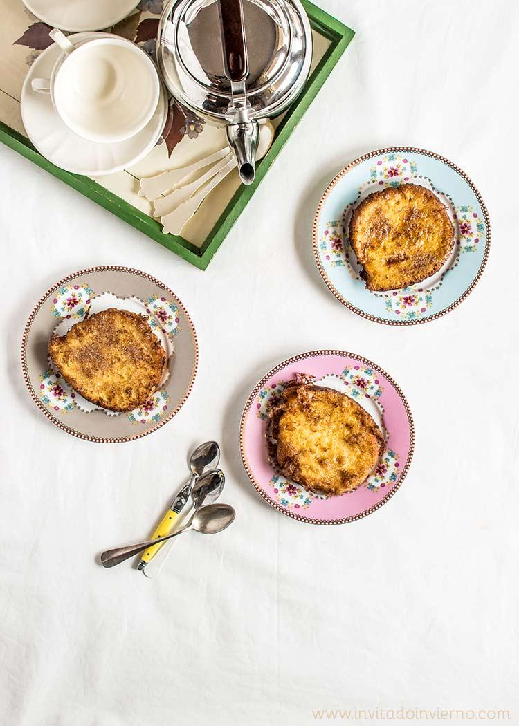 torrijas de crema by Miriam Garcia