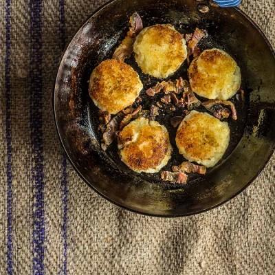 Colcannon, patatas con verduras