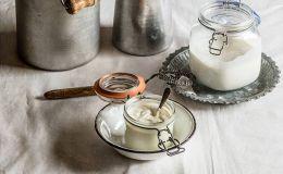 crema agria y buttermilk by Miriam Garcia