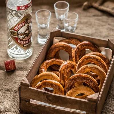 rosquillas de palo by Miriam Garcia