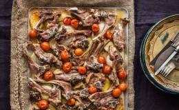 chuletas cordero al horno by Miriam Garcia