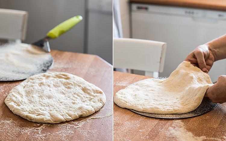 pizza blanca pera brevas