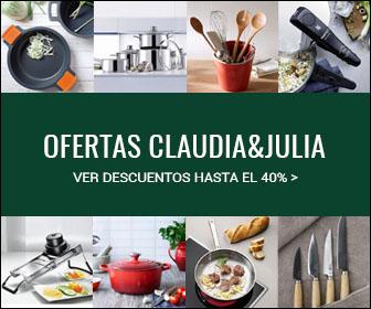 ofertas en Claudia&Julia