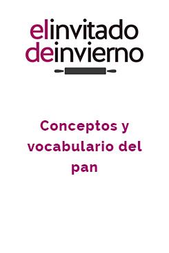 conceptos vocabulario pan