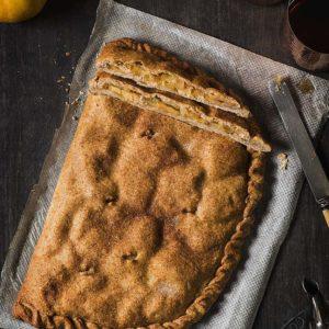 receta empanadico manzana