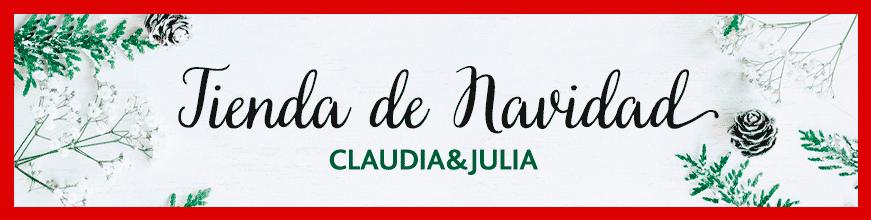 navidad en Claudia&Julia