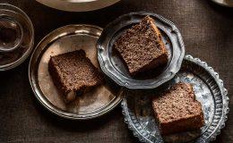 angel food cake chocolate