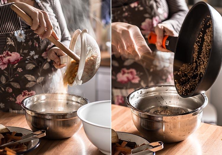 receta rollitos col rellenos