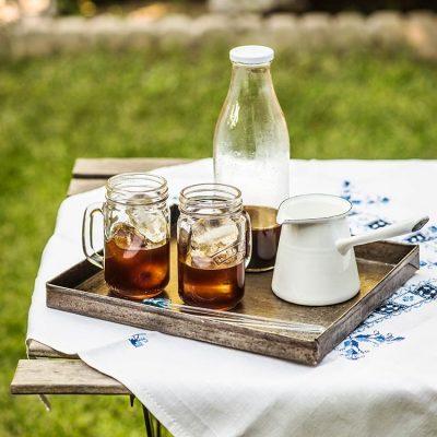 Cómo preparar café en frío o cold brew