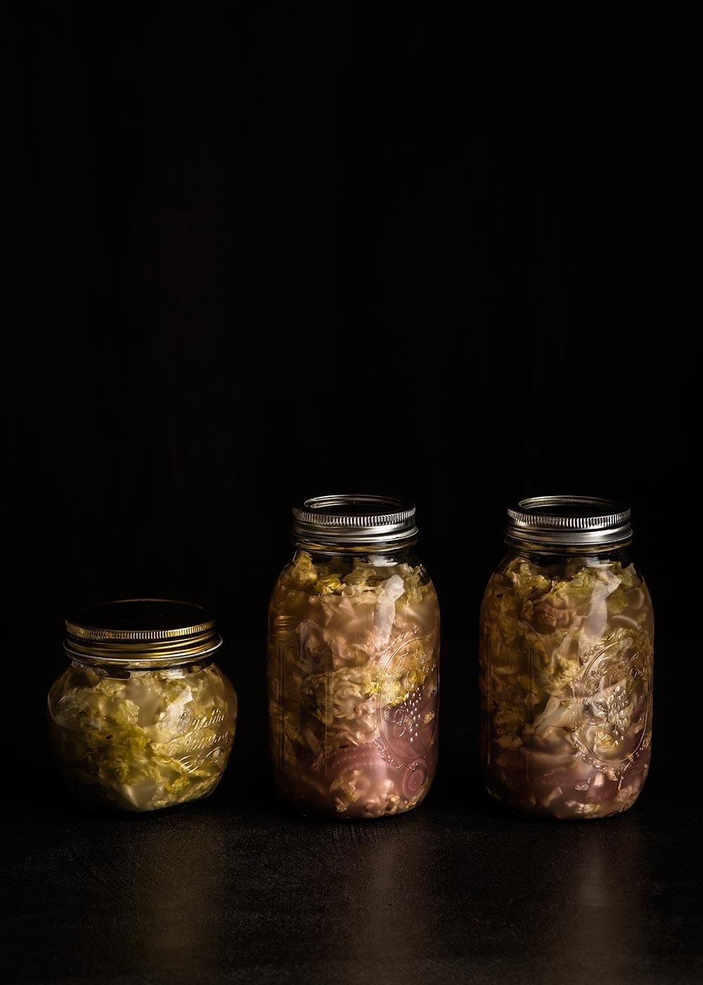 receta chucrut casero