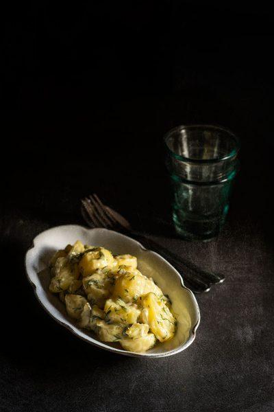 Ensalada de patata nórdica