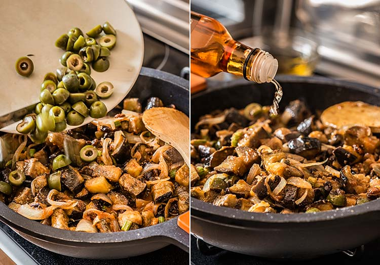 receta caponata siciliana