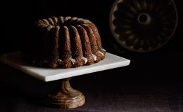 bundt cake gingerbread
