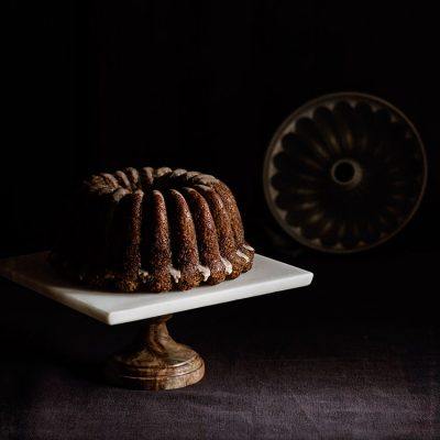 Bundt cake de gingerbread