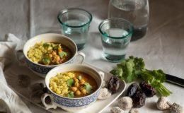harira sopa marroqui