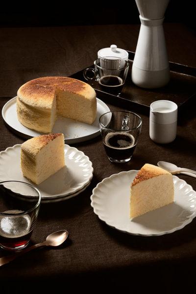 receta pastel queso japones
