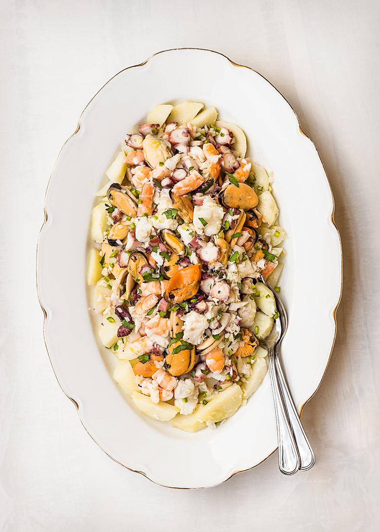 receta salpicon marisco pescado
