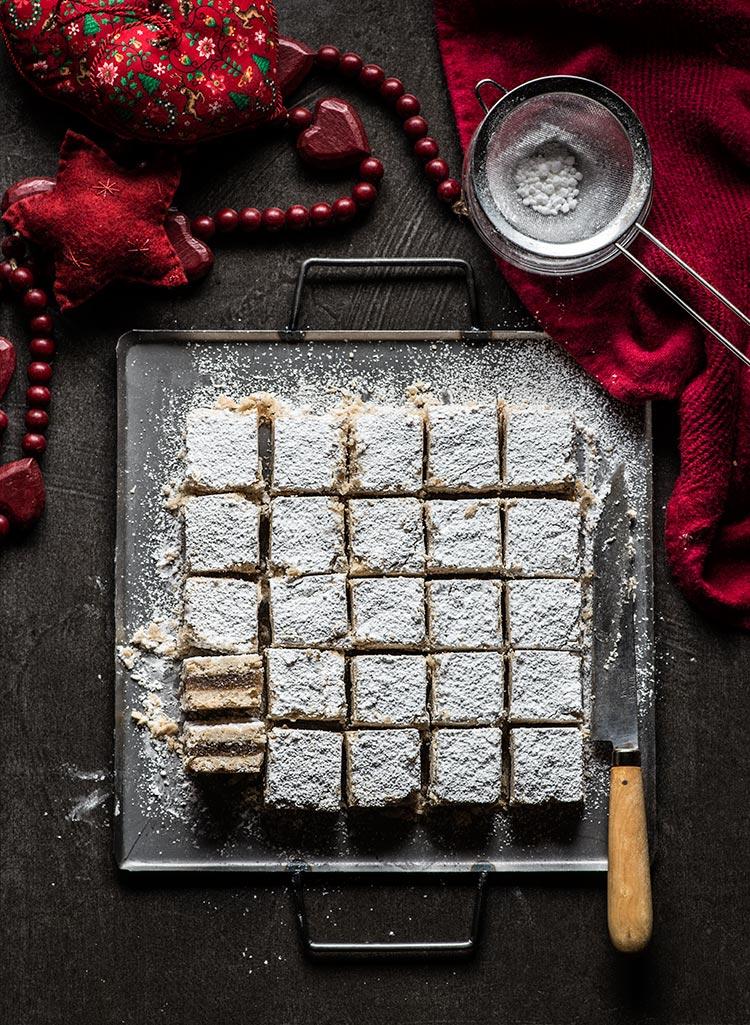 receta cortadillos cidra