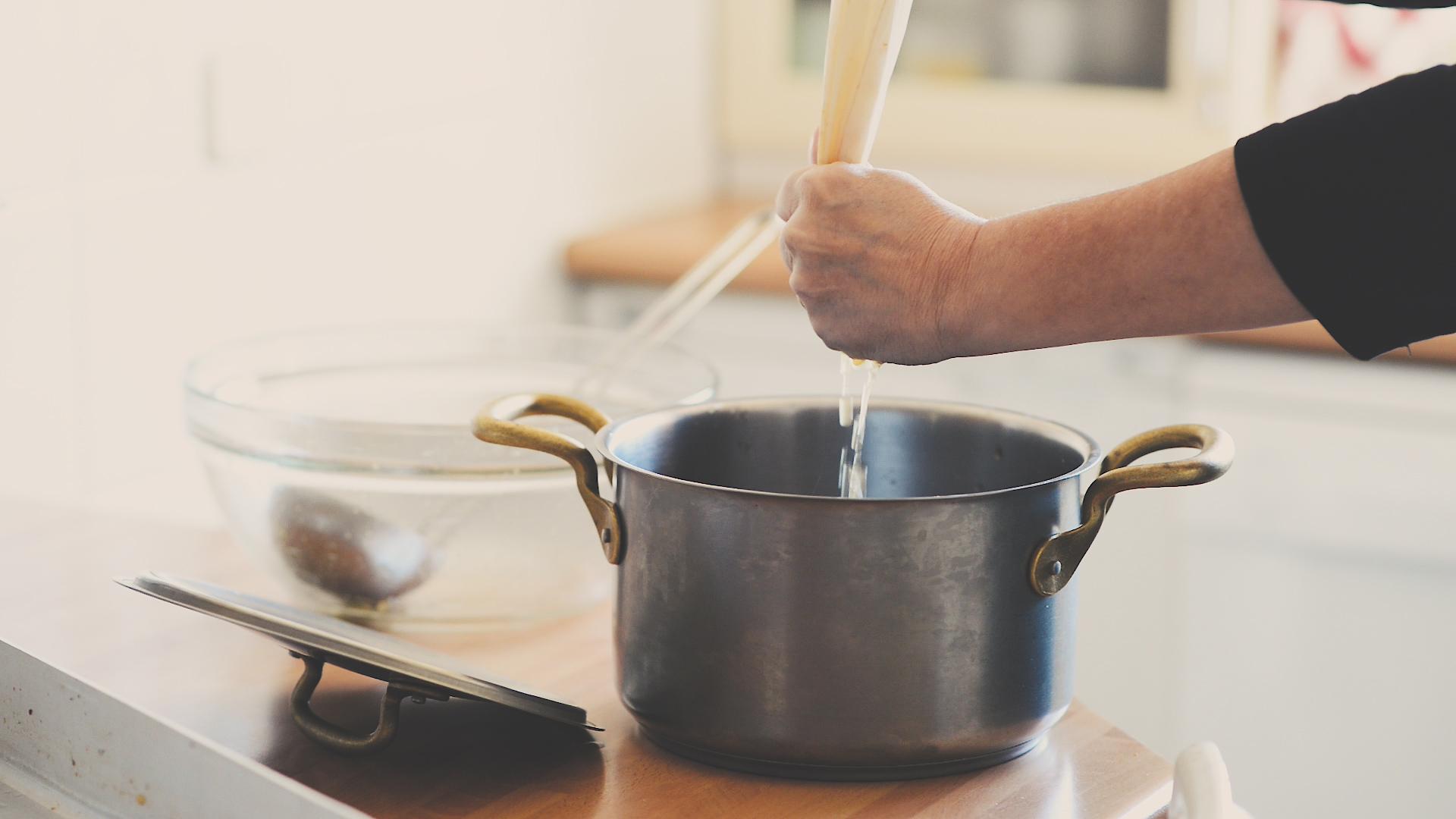 receta caldo verduras concentrado