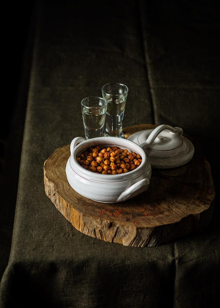 receta garbanzos pimenton