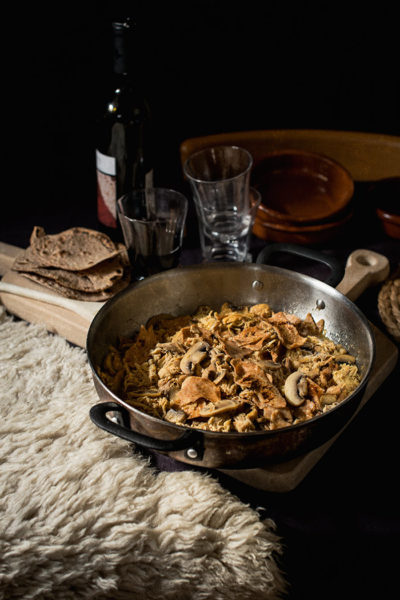 receta gazpachos manchegos