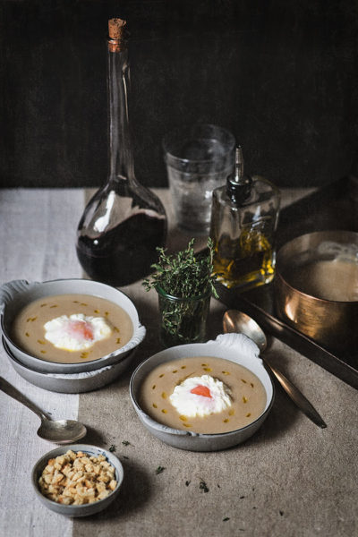 sopa tomillo farigola