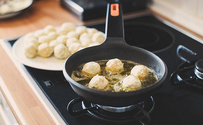 receta albondigas merluza azafran
