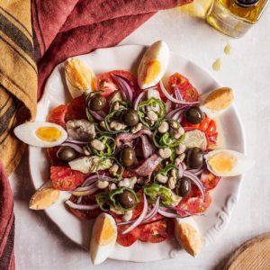 receta ensalada nicoise nizarda